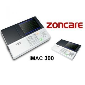 Zoncare 3 Channel ECG Machine IMAC 300