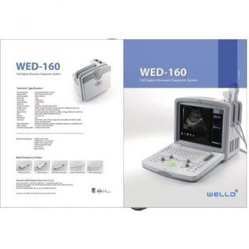 Portable Ultrasound Scanner, WED-160
