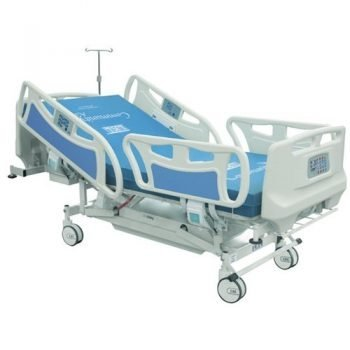 LKL Hospital ICU/CCU Electrical Bed (Malaysia)