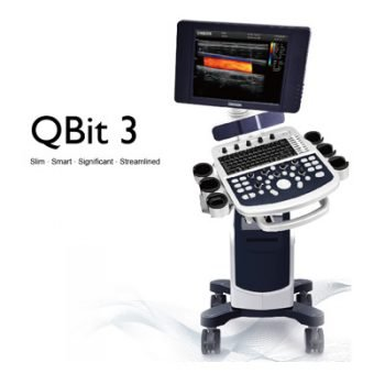 Chison QBit-3 Color Doppler Ultrasound Machine
