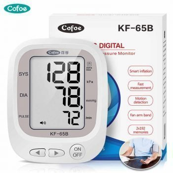 COFOE Digital Blood Pressure Monitor