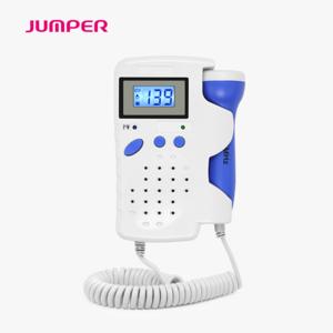 JUMPER Fetal Doppler JPD-100B (FDA & CE Certified)
