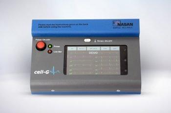 12 Channel ECG Machine Cell-G