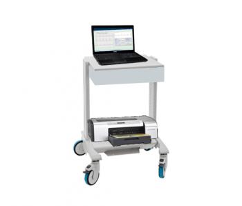 COMPUTERISED ECG, Complete on Trolley