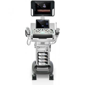 Mindray DC-40 4D Color Doppler Ultrasound Machine