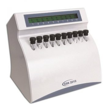 MINDRAY ESR-2010 Erythrocyte Sedimentation Rate Analyzer