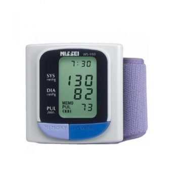 Digital Blood Pressure Monitor ALPK2_WS_910