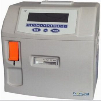 Electrolyte Analyzer, D-E53/D-E55
