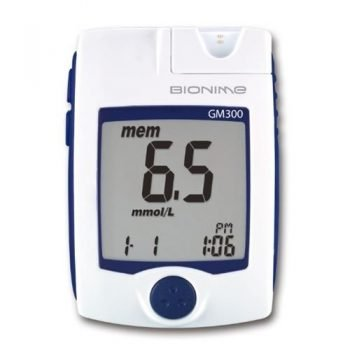 Blood Glucose Monitoring GM 300 Bionime