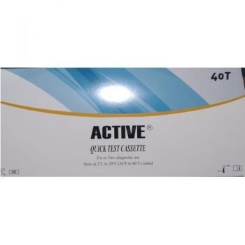 Active Rapid Test Strips & Devices (Reliable & Accurate)