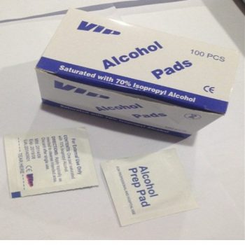 Alcohol Pad Disposable