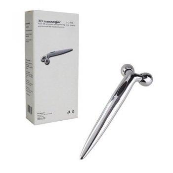 Roller 3D Mini Massager -Silver