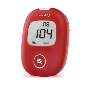 Safe AQ Smart Blood Glucose Monitoring System (Sinocare)