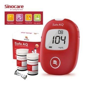 Safe AQ Smart Blood Glucose Monitoring System (Sinocare)