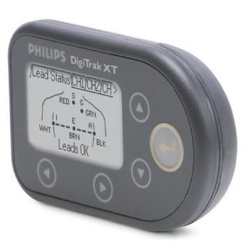 Philips Digitrak XT Holter Recorder (24 hour ECG)