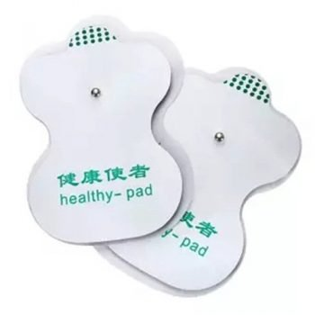 Therapy 1 Pear Pads Body Machine Massager - White