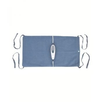Electric Heated Fleece Thermal Therapy Heat Pad