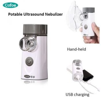 Cofoe Air 360 mini+A Compressor Nebulizer Machine Home Use Handleld Portable Nebulizer Mini Atomizer Inhaler for baby