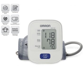 Automatic ARM Type Blood Pressure Monitor OMRON HEM-7120