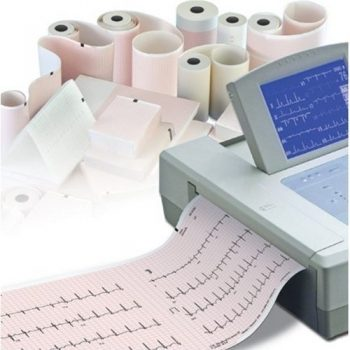 ECG, ETT & CTG Chart Paper EDAN 210MM X295MMX100SH Sonomed Medical Chart Paper
