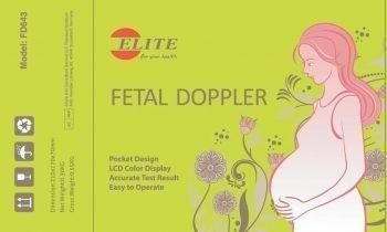 Elite Fetal Doppler FD 643