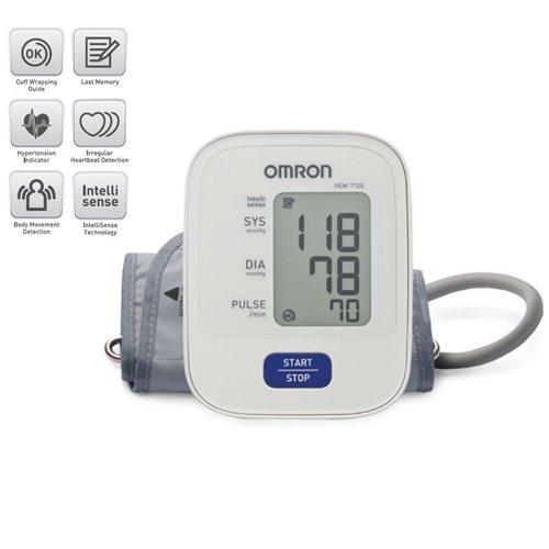 Automatic Arm Type Blood Pressure Monitor Omron Hem 7120