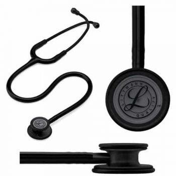 3M Littmann Stethoscope Classic - III Black Edition