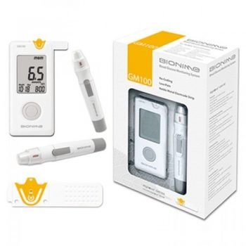 Bionime 100 Blood Glucose Monitor Test strips