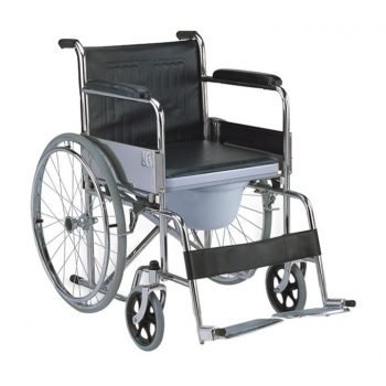 KY 809 Economy Steel Manual Standard Wheelchair