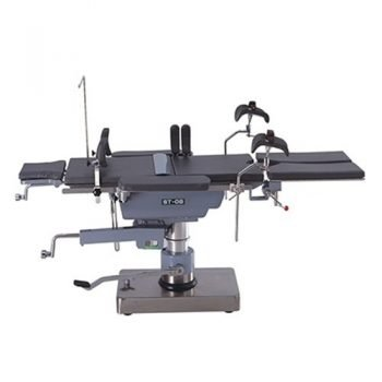 ST-08 STURDY HYDRAULIC UNIVERSAL OPERATING TABLE