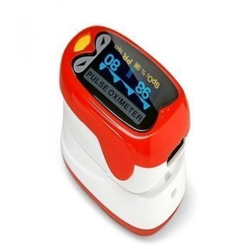 Kids Fingertip Pulse Oximeter – K1- Yonker