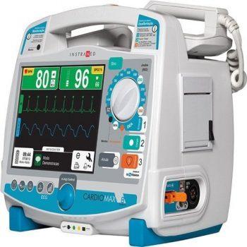 Desfibrilador Cardiomax 8