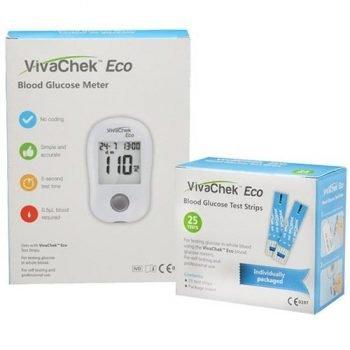 VivaChek Ino Blood Glucose Test Strips