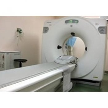 GE Two Slice CT Scan Machine