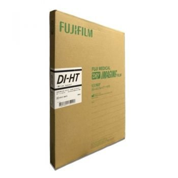 Fuji Medical Dry Imaging DI-HT Blue Base 14″x 17″ | 35 x 43 cm (100 sheet), Fujifilm DIHL-Japa
