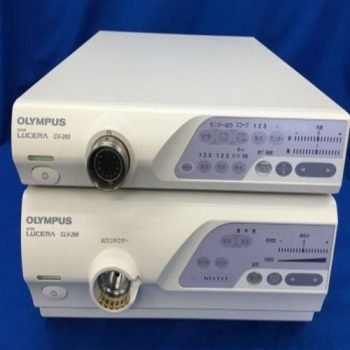 Olympus CV- 260 Endoscope Machine