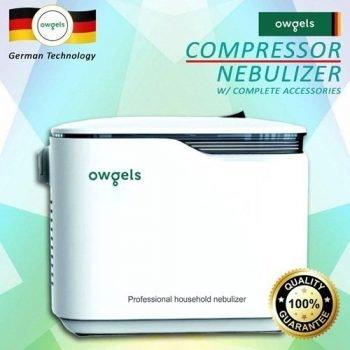 Owgels Compress Nebulizer - WH-702