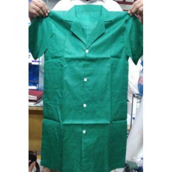 OT Dress - Fatuwa, Trouser, Mask (Green, White)