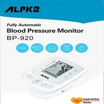 Digital Blood Pressure Monitor ALPK2-BP920