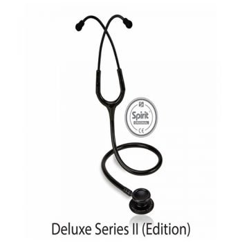 Spirit Delux Series II (Edition) Professional Stethoscope