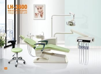 Integral Dental Unit LH-3600