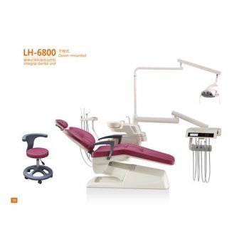 Adjustable Comfortable Integral Dental Unit Oral Comprehensive Treatment Table- LH-6800