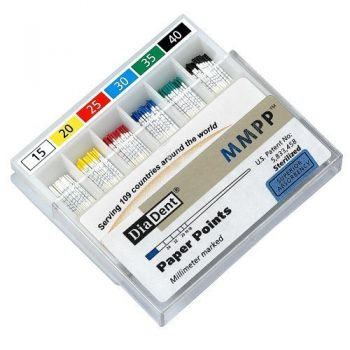 Millimeter Marked Paper Points (MMPP)
