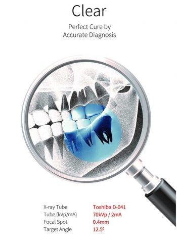 Dental portable X-ray System, Rextar-X