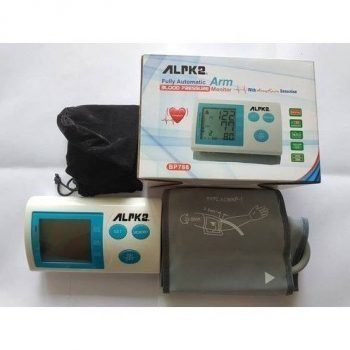 Full Automatic Arm Blood Pressure Monitor ALPK2-BP786