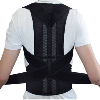 Comfort Posture Corrector and Back Support Brace, Back Pain Relief for Men and Women-NY-48