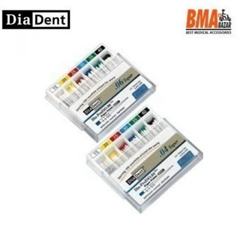 Dia-proISO.04 & .06 plus (Millimeters marked special Taper Absorbency Paper Points)