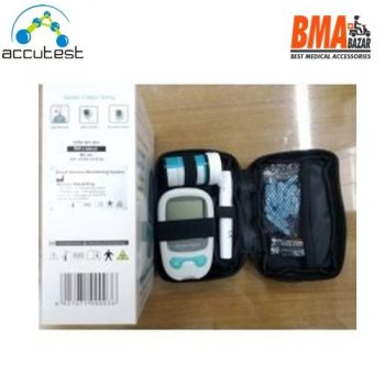ACCU-Test Blood Glucose Monitor 25 Test Strip