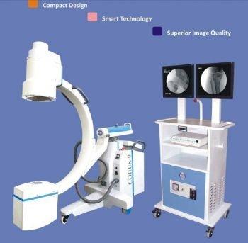 Mobile C-ARM X-Ray Machine, Radiography, and Orthopedic Corus 9 RMS
