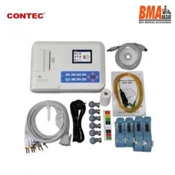 CONTEC ECG 300G Portable 3 Channel12 Lead EKG Portable ECG Machine